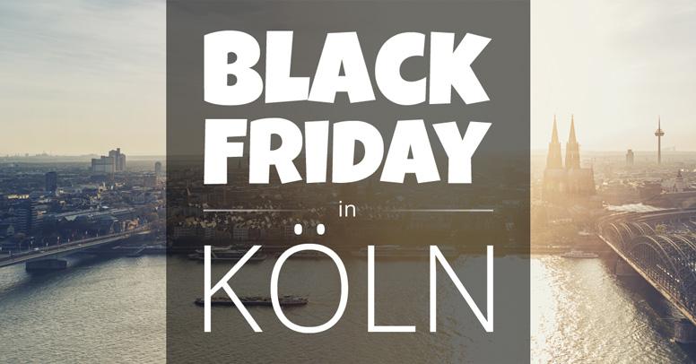 Black Friday In Köln Black Fridayde