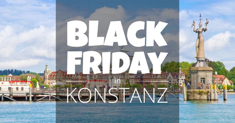 Black riday Konstanz