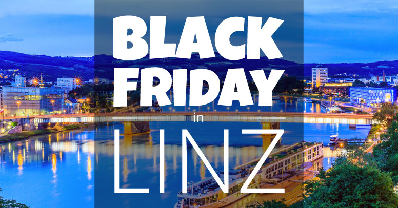 Black Friday Linz
