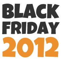 Noch 7 Tage bis zum Black Friday 2012!