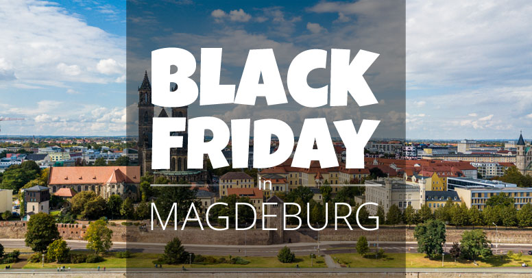 Black Friday Magdeburg