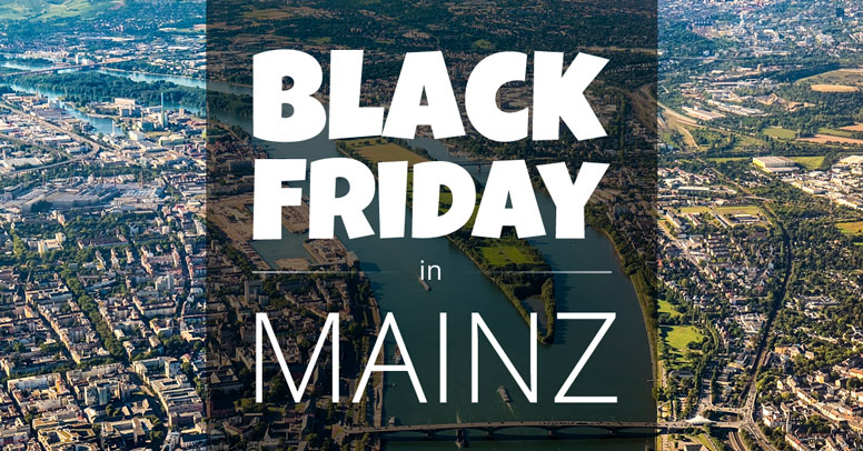 Black Friday in Mainz