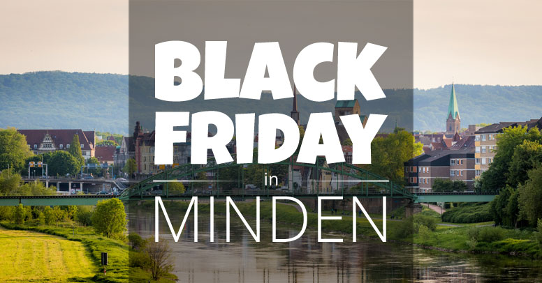 Black Friday Minden