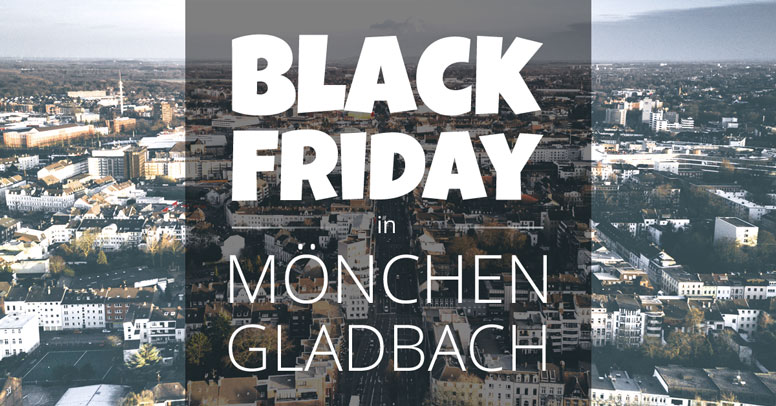 Black Friday in Mönchengladbach