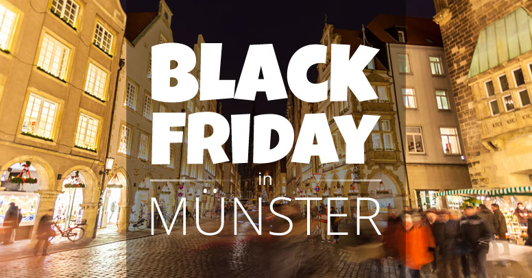 Black Friday Münster