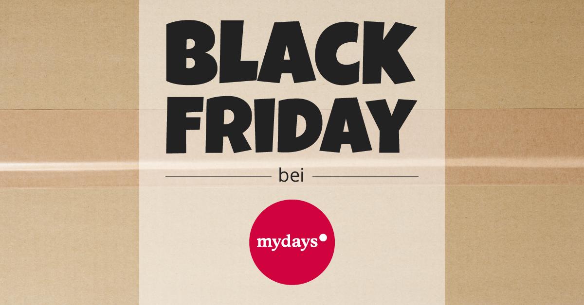 Black Friday Bei Mydays Black Friday De
