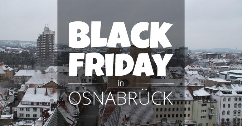 Black Friday Osnabrück