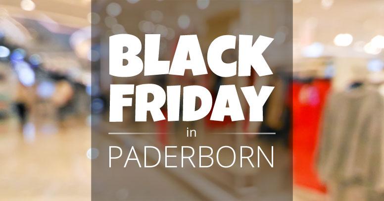 Black Friday Paderborn