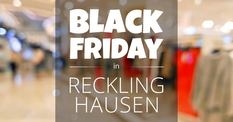Black Friday Recklinghausen
