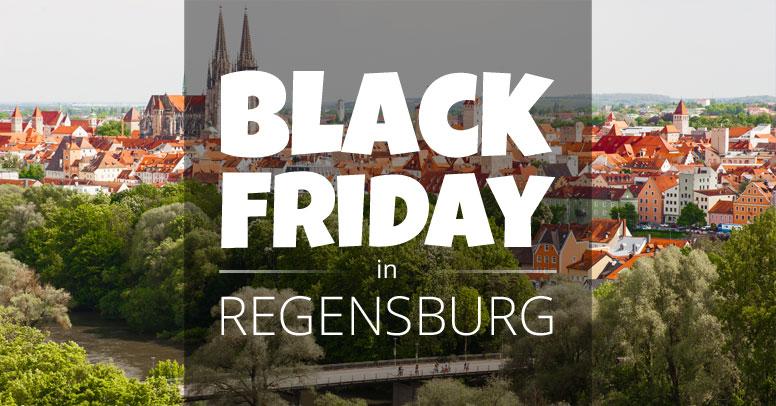 Black Friday Regensburg