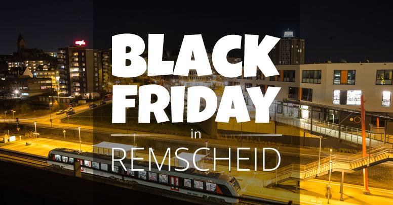 Black Friday Remscheid