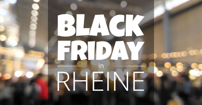 Black Friday Rheine