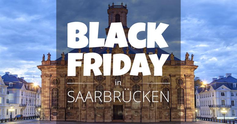 Black Friday Saarbrücken