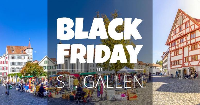 Black Friday Sankt Gallen