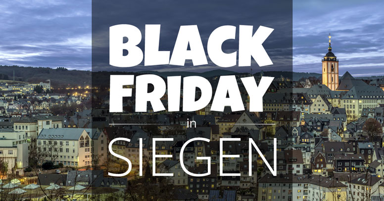 Black Friday Siegen