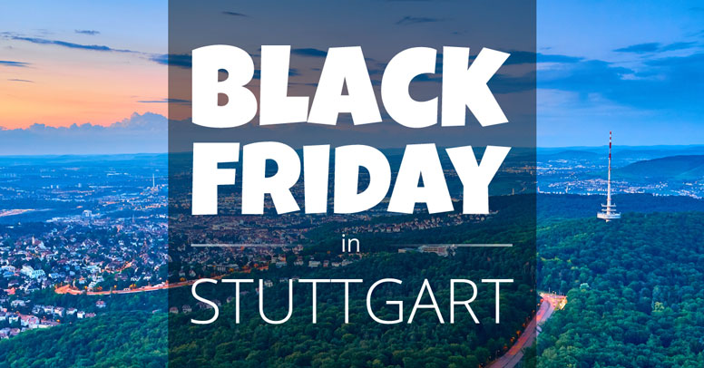 Black Friday in Stuttgart