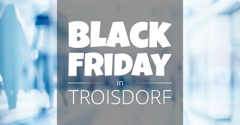 Black Friday Troisdorf