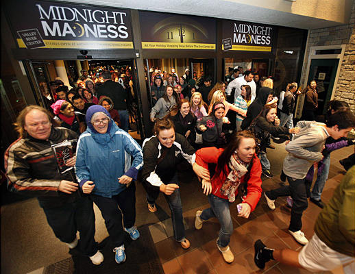 Black Friday in den USA