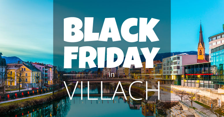 Black Friday Villach