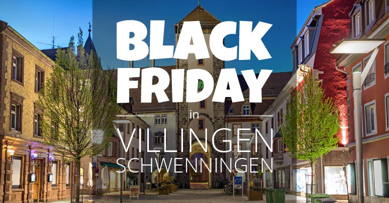 Black Friday Villingen-Schwenningen