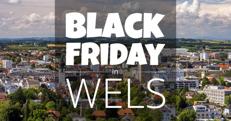 Black Friday Wels