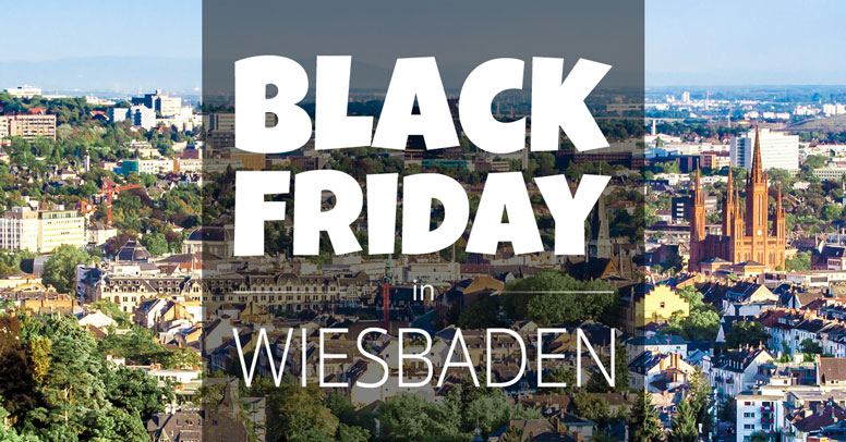 Black Friday in Wiesbaden
