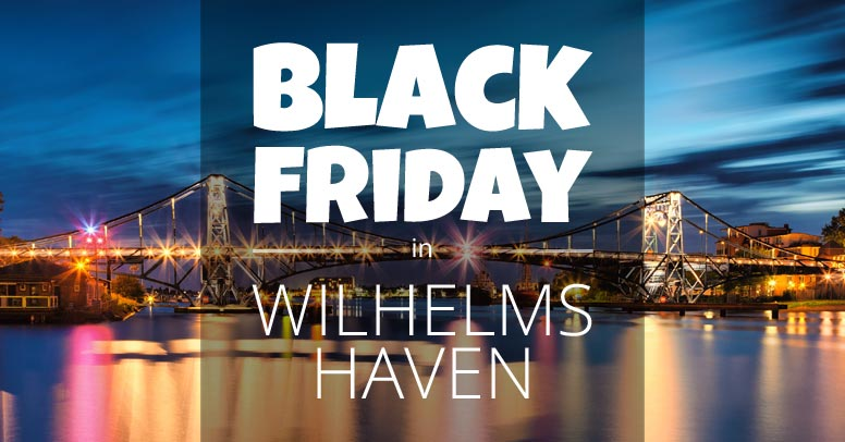 Black Friday Wilhelmshaven