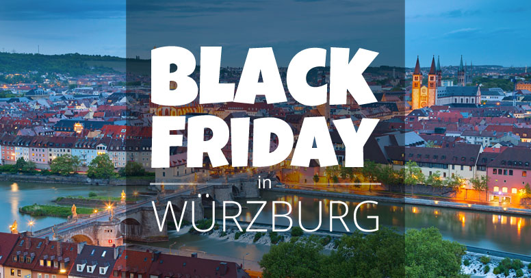 Black Friday Würzburg