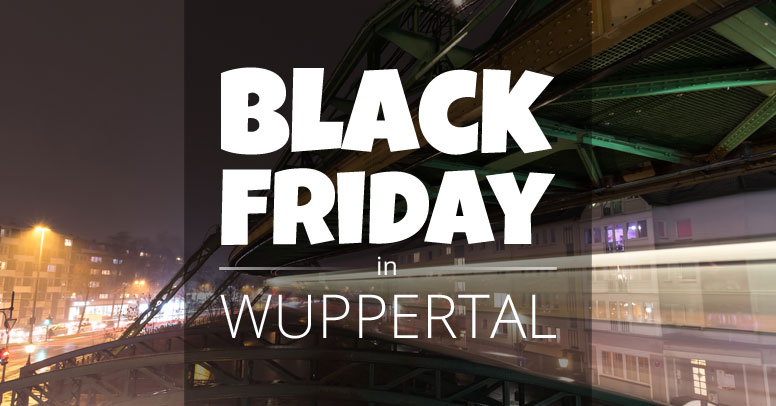 Black Friday Wuppertal
