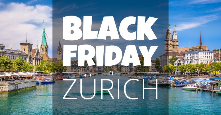 Black Friday Zürich