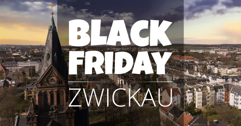 Black Friday Zwickau