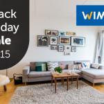 Spare 100 Euro bei der Buchung einer privaten Unterkunft bei WIMDU