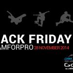 Black Friday bei campro.com: Bis zu 70% Rabatt auf Artikel rund um das Thema GoPro