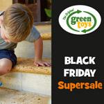 25% Rabatt auf pädagogisch wertvolles Spielzeug der Marken GreenToys, Modarri, Wrebbit 3 D und KidsCar