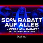 50% auf ALLES + extra 10% Rabatt mit dem Code: EXTRA