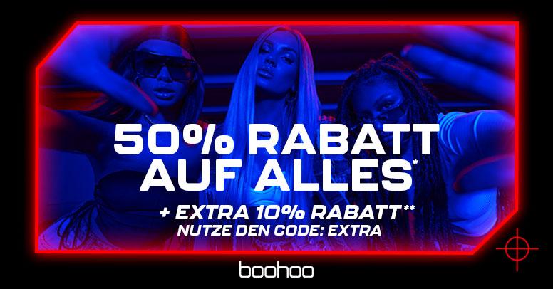 Boohoo Black Friday 2020
