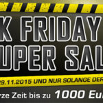 Beim Caseking Black Friday 2015 Super Sale bis zu 1000 Euro sparen