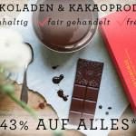 Schokolade selber machen? Dann spare 43% auf entsprechende Sets im Shop von ChocQlate!