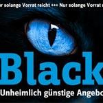 Black Week bei Conrad: Jeden Tag unheimlich günstige Angebote – streng limitiert & versandkostenfrei (ab 20 Euro)