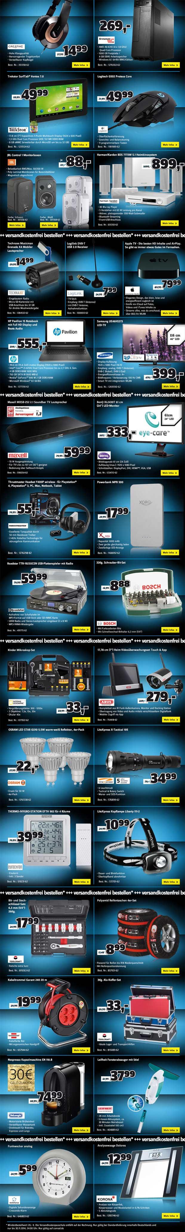 Conrad-Blackweek-2014-Donnerstag