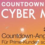 Countdown zur Amazon Cyber Monday Woche 2015 (Beendet)