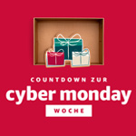 Countdown zur Amazon Cyber Monday Woche 2017