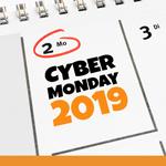 Cyber Monday 2019: Noch ein letztes Mal sparen!