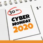 Cyber Monday 2020: Noch ein letztes Mal sparen!