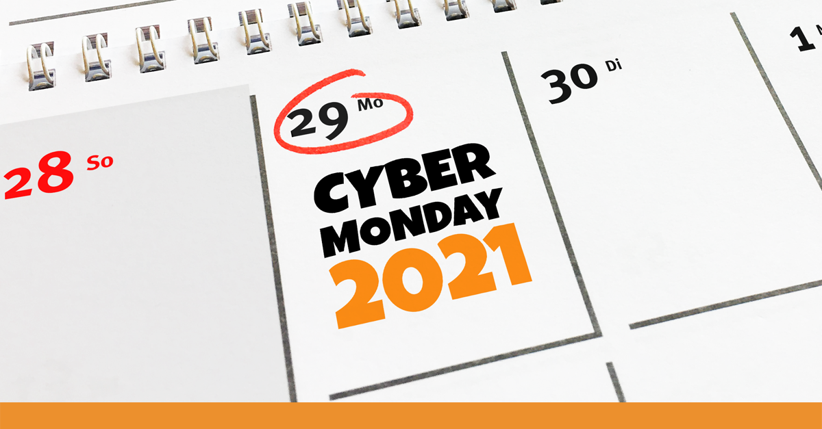 Cyber Monday 2021 Angebote