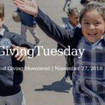 HEUTE ist GivingTuesday 2018: Beteilige dich am internationalen Tag des Gebens!
