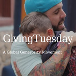 HEUTE ist GivingTuesday 2019: Beteilige dich am weltweiten Tag des Gebens!