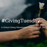 HEUTE ist GivingTuesday 2017: Helfen, Schenken, Spenden, Teilen – Beteiligt euch, jede Aktion zählt!
