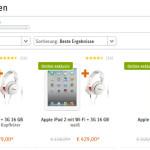 Gravis IFA-Special: iPad 2 und iPod touch zur IFA günstiger