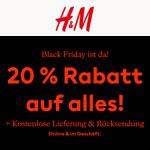 20% Rabatt auf ALLES + Kostenlose Lieferung & Rücksendung – Online & im Geschäft.